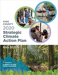 2020 Strategic Climate Action Plan cover