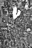 1996 Cottage Lake Aerial Photo
