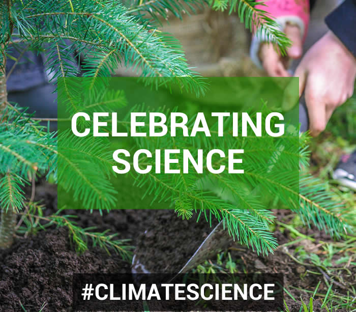 Climate science earth day 2017