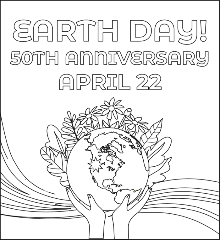 Earth Day 50th Anniversary King County