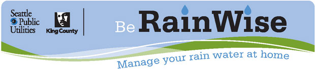Be RainWise -- Manage your rain water at home