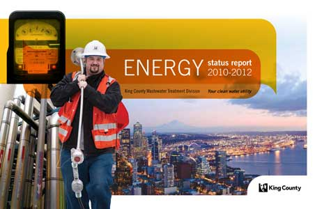 Energy Status Report Cover