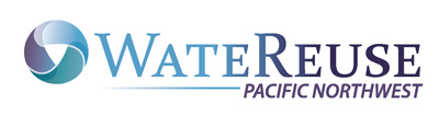 Logo for WaterReuse, Pacific Northwest chapter