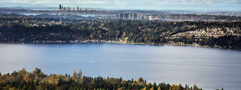 Lake Sammamish panorama