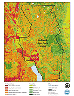Redmond-Bear Creek Groundwater Management Area Land-use Map