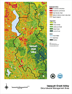 ICV Groundwater Management Area Land-use Map