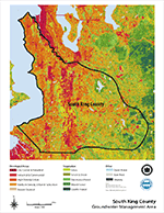 South King County Groundwater Management Area Map