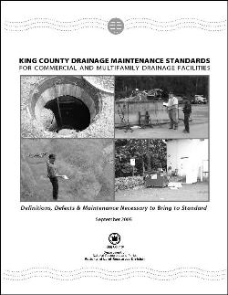 Cover of Drainage Maintenance Standards