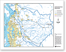 Snohomish Watershed map thumbnail