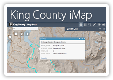 Kings County California Map.King County Imap King County