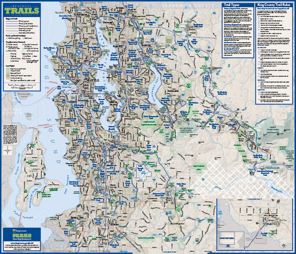 Recreation Maps - King County on campbell hill map, mountain bike trail map, johnson hill map, banner forest map, adams hill map, baker hill map, king hill map,