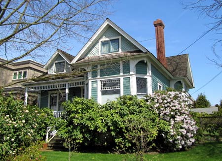 Kirkland Historic Home