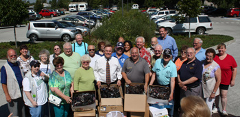 von Reichbauer secures over 2,500 unclaimed glasses for the Auburn Lions Club
